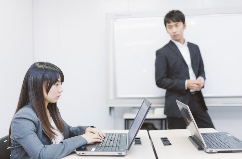 PC実践対面講座のイメージ